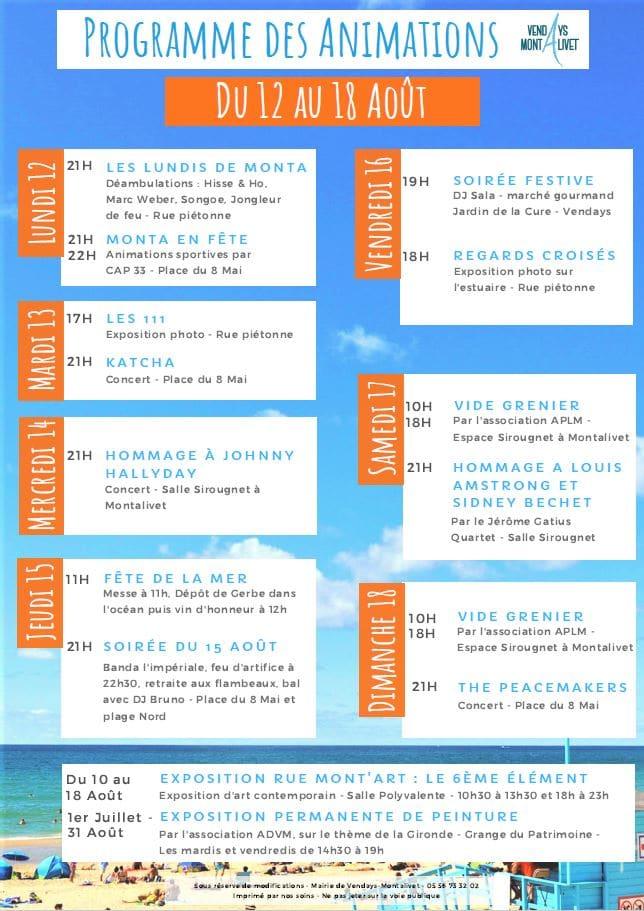 programme-semaine-12-aout-montalivet