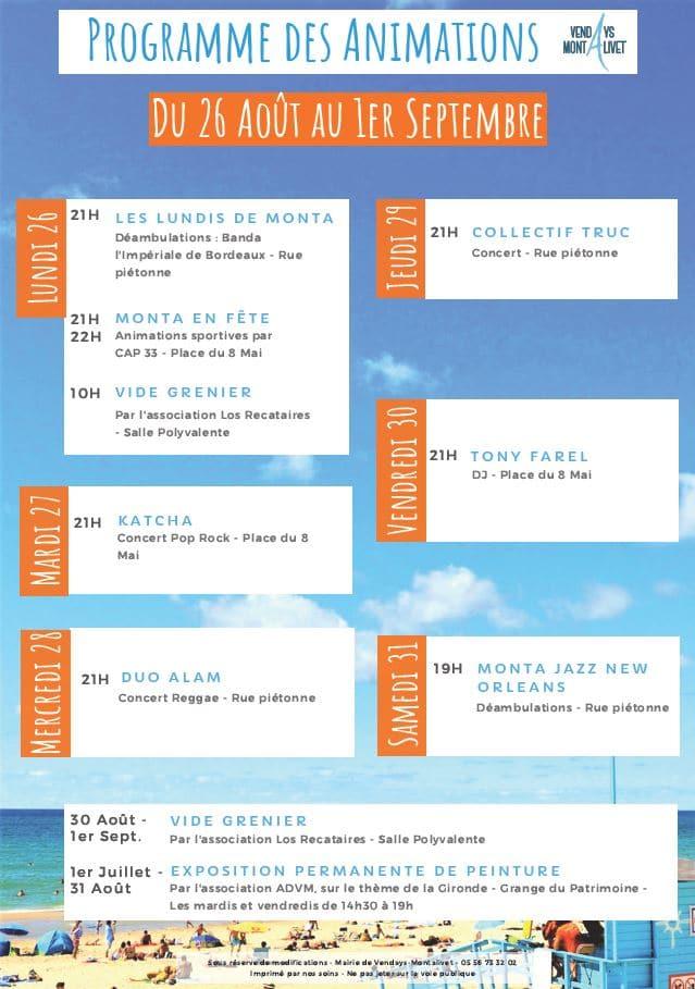 programme-semaine-26-aout-montalivet